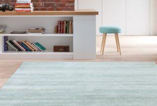 Loook tapijt wol dessin