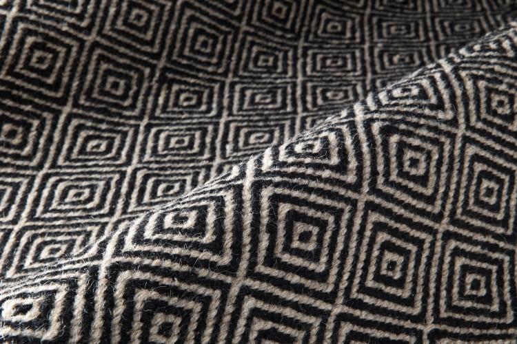 Loook tapijt modene dssin charcoal